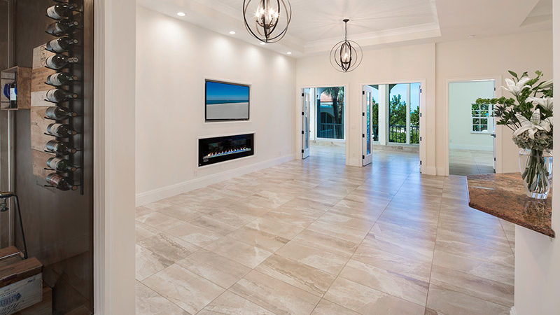 Hideaway Beach Living Room. Doug and Nicki Davis sell realty on marco island fl and specialize in Hideaway Beach Real Estate.