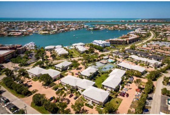 Elkham Circle Condo for Sale on Marco Island
